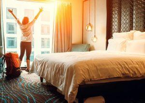 A finales de año los ciudadanos suelen vacacionar, por lo que la ocupación de los hoteles podría aumentar
